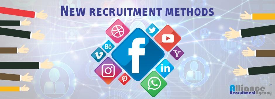 new recruitment methods